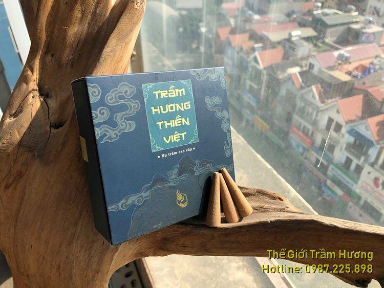 Nụ Trầm hương cao cấp Thiền Việt